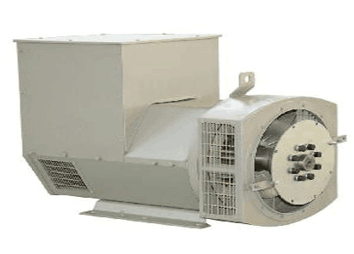 100% Full Copper 15 kw / 15 kva 1500rpm Brushless Single Phase AC Generator 180 Degree