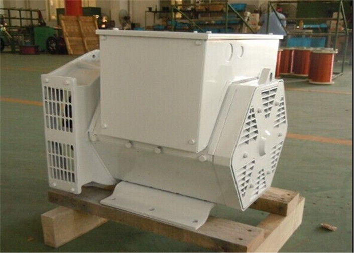 High Speed Single Phase Brushless AC Generator With SX460 AVR 37.5kva 30kw