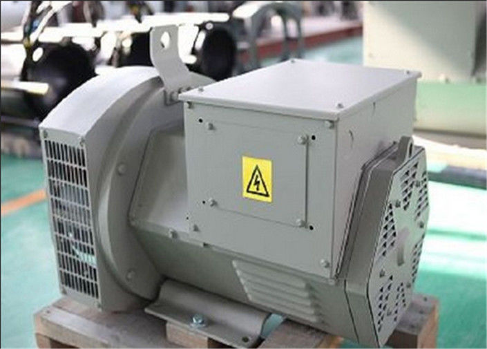 Blue High Speed Alternator High Voltage Generator 30kw 37.5kva 60hz