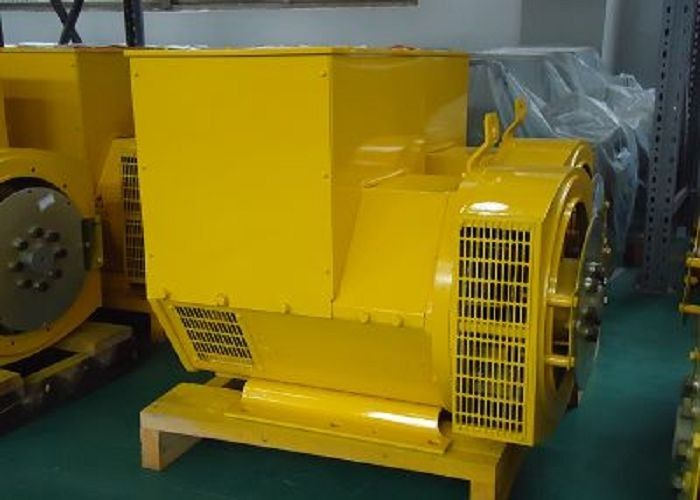 28kw / 28kva Brushless AC Single Phase Diesel Generator For Caterpillar Genset