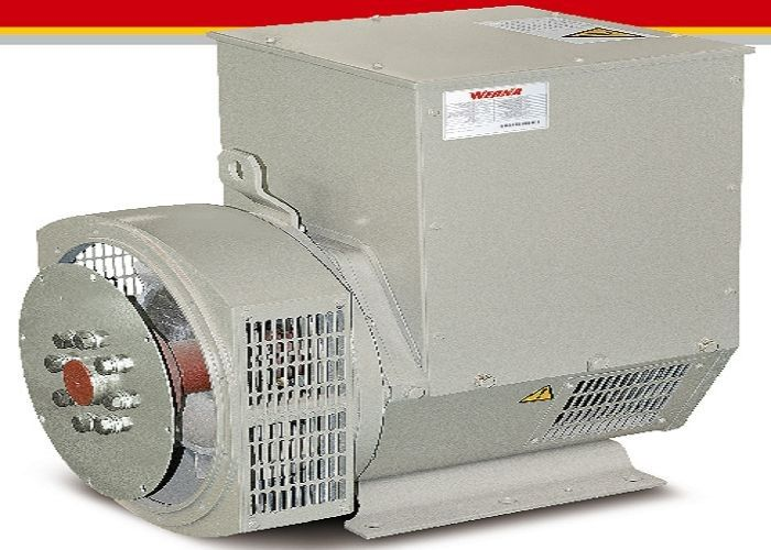 68kw / 85kva Excitation Power Brushless Synchronous Alternator For Perkins Genset