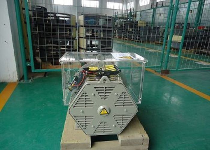 Portable Three Phase AC Brushless Generator 20kw 50hz Diesel