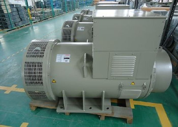 60Hz 1500RPM AC Double Bearing Generator 400kw / 500kva For Boat Use
