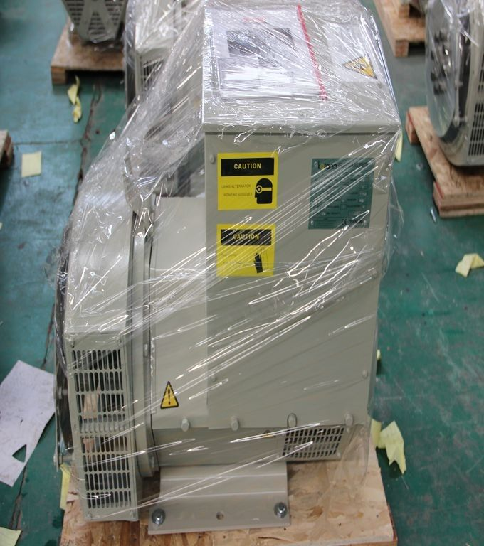Diesel Single Phase Generator 11kw / 11kva For Cummins Generator