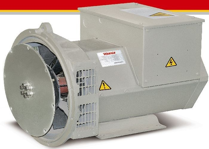 23.5kva 3000RPM Three Phase Brushless Synchronous Generator Stamford