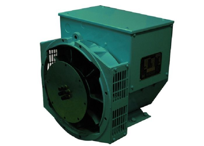 Three Phase AC Brushlss Exciter Synchronous Generator 20kw / 25kva