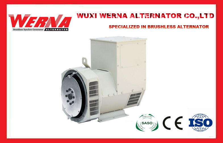 H Class Insulation Brushless AC Alternator 50Hz 1500RPM WR274C 80KW