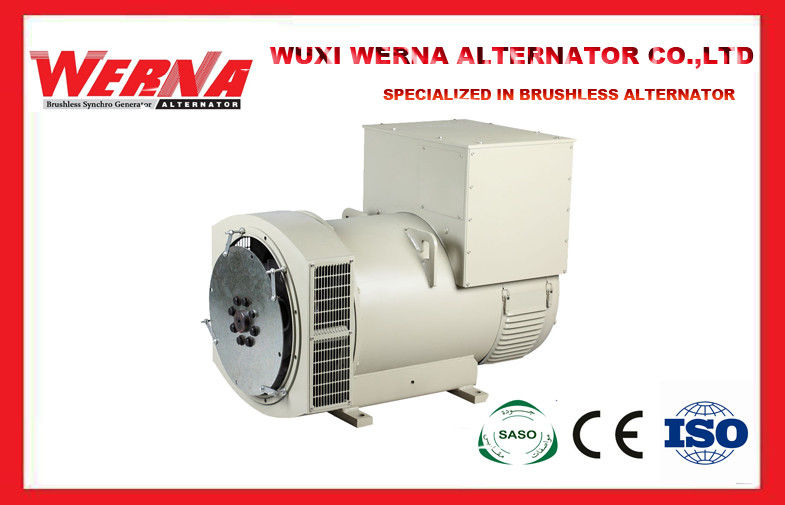 250KVA Brushless AC Generator With Good AVR And H Class Insulation